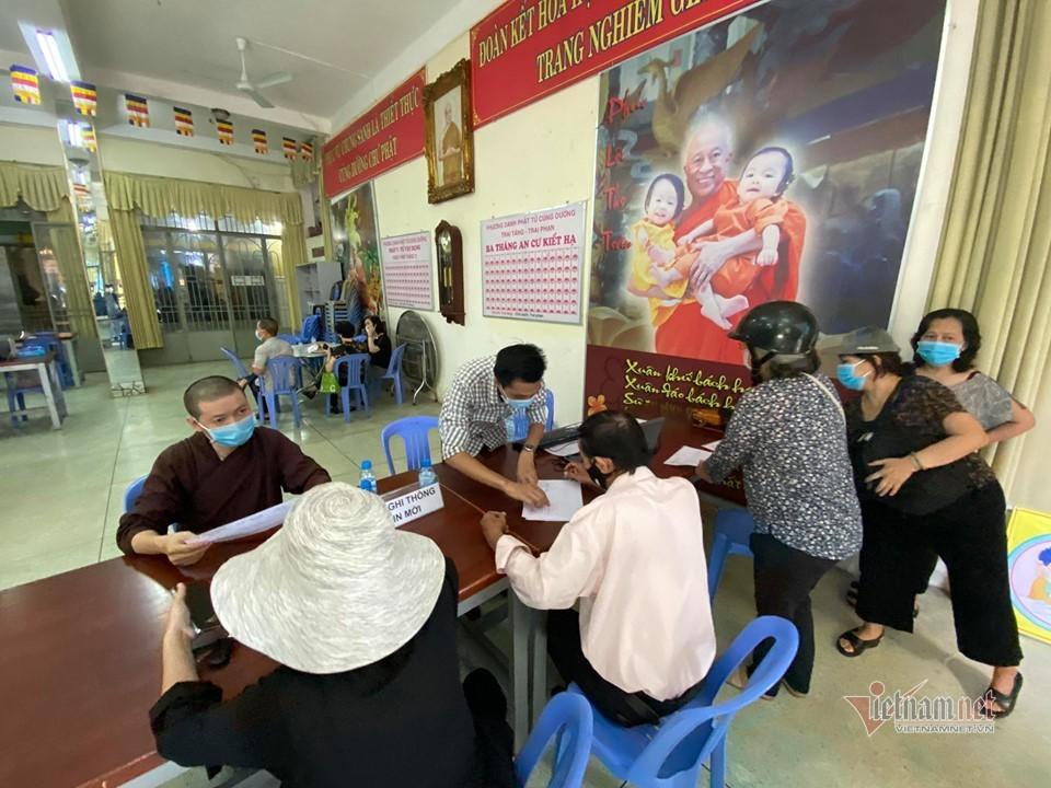 407 hũ tro cốt thất lạc ở chùa Kỳ Quang 2 được nhận diện
