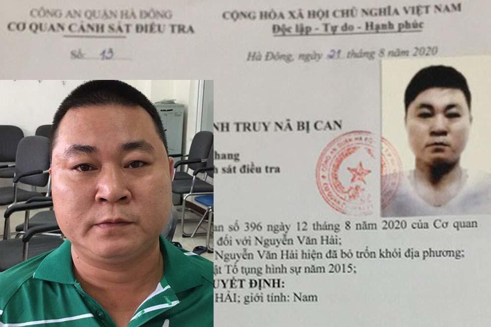 Công an Hà Nội bắt giang hồ cộm cán Hải 'bát giới'