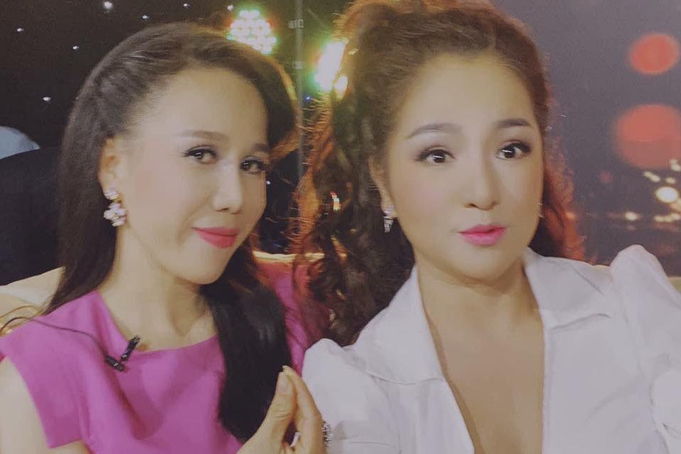 Cuộc sống kín tiếng 'người tình sân khấu của Quang Lê' Mai Thiên Vân