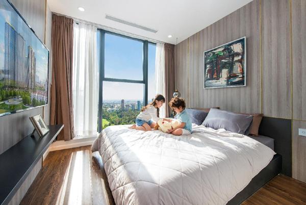 Xu hướng chọn căn hộ của gia đình trẻ trong mùa dịch