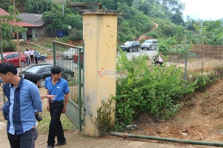 Vụ cổng trường đổ đè chết 3 học sinh ở Lào Cai, chủ đầu tư là ai?