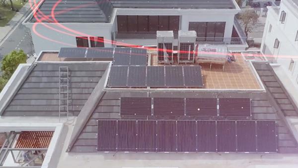 EVN ra mắt nền tảng số thúc đẩy phát triển điện mặt trời mái nhà