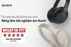 Tính năng ưu việt của tai nghe chống ồn Sony