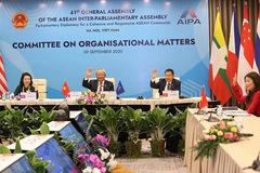 AIPA 41: Thông qua nhiều nghị quyết vì sự phát triển bền vững của ASEAN
