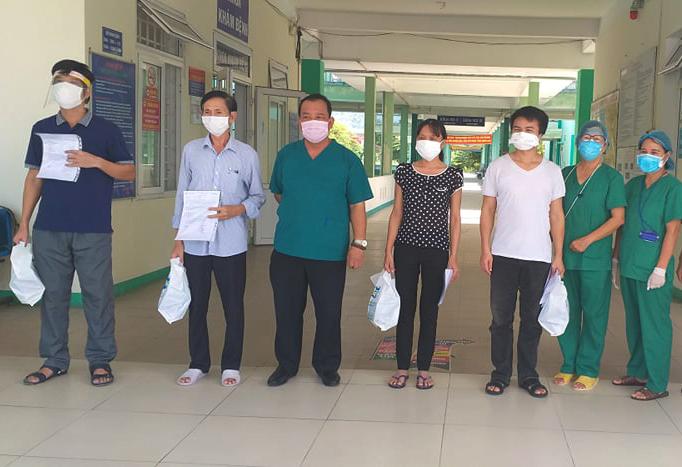 Thêm 14 ca mắc Covid-19 khỏi bệnh, Đà Nẵng còn điều trị cho 35 người