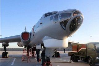 Trung Quốc điều máy bay ném bom tới gần biên giới với Ấn Độ