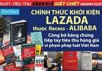 First News khởi kiện Lazada vì tiếp tay tiêu thụ sách giả