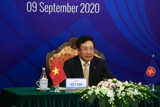 ASEAN đề nghị Trung Quốc tham gia tích cực quỹ ứng phó Covid-19