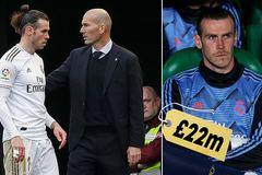 Real đại hạ giá Gareth Bale, MU mua ngay đi