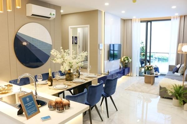 Hơn 200 căn hộ Precia 'có chủ' ngay trong mùa dịch