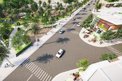Nhà phố shophouse Thuận An hút dòng vốn đầu tư