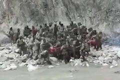 Xuất hiện video mới về lính Trung - Ấn xô xát ở biên giới
