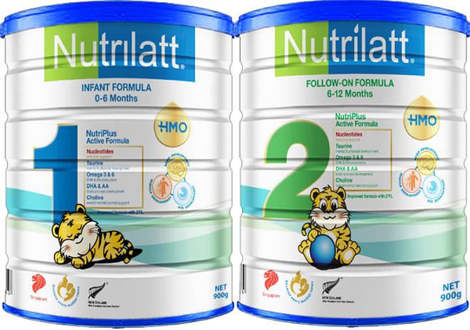 Nhiều lô sữa Nutrilatt bị cảnh báo có hàm lượng sắt, kẽm thấp hơn công bố