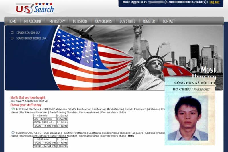 Chân dung tin tặc Việt vừa bị trục xuất sau 7 năm ngồi tù ở Mỹ