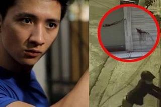 Trọng Hưng chính thức mời công an vào cuộc vụ căn nhà 6 tầng bị tạt chất bẩn trong đêm, đối tượng đã bị camera an ninh ghi nhận
