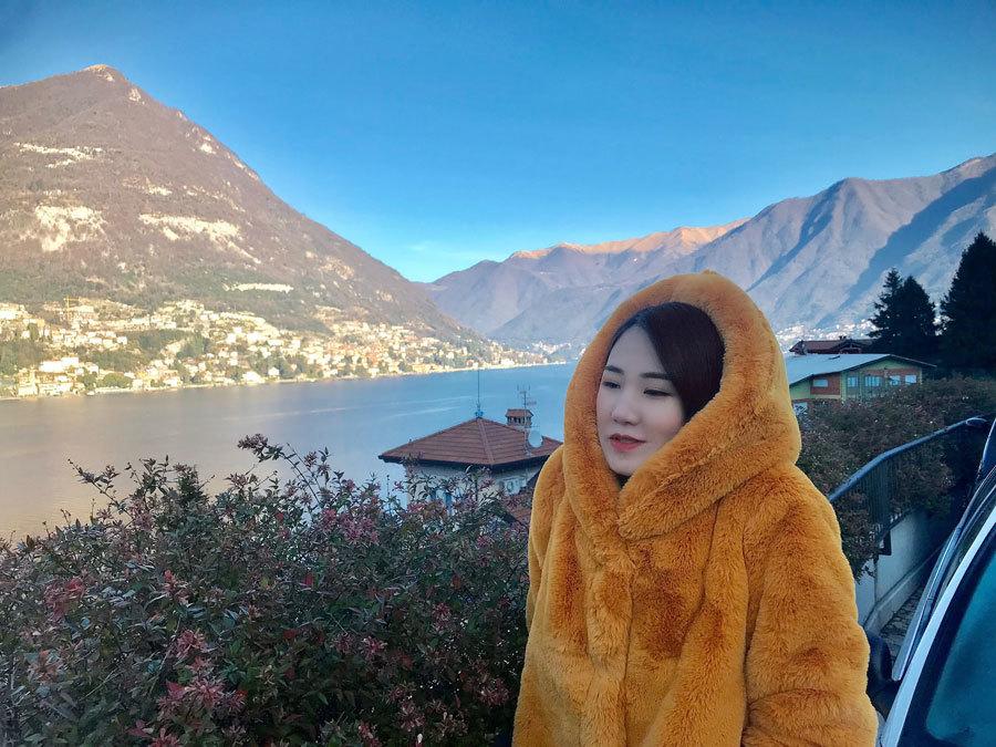 Hoa hậu du lịch Châu Á kể chuyến đi nhớ đời