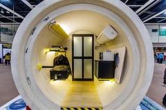Nhà ống thoát nước: Giải pháp thay thế các căn hộ 'quan tài' ở Hong Kong