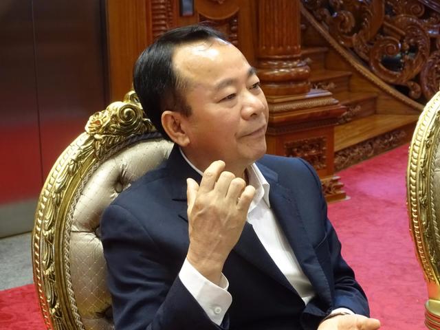 Tập đoàn đại gia Ngô Văn Phát: Vốn 500 tỷ, lãi dưới 500 triệu