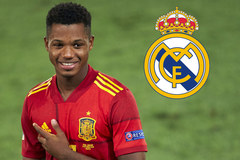 "Real Madrid bất ngờ nổ ""bom tấn"" Ansu Fati"