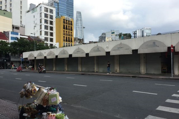 Trade plummets at HCMCity's wholesale markets after second COVID-19 outbreak
