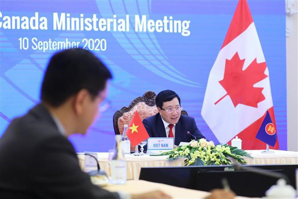 AMM 53,ASEAN ministerial meetings with US,Canada