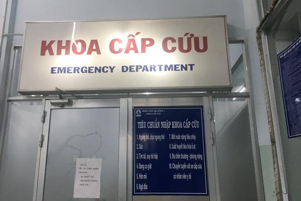 17 bé ở chùa Kỳ Quang 2 nhập viện nghi ngộ độc thực phẩm
