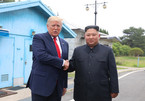 Ông Trump bất ngờ khen ngợi sức khỏe của Kim Jong Un