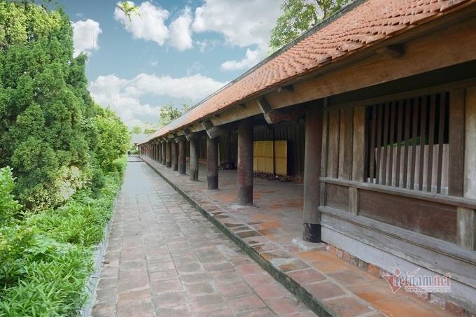 Ngôi chùa gỗ lim gần 400 tuổi, được coi là bảo vật vô giá ở Thái Bình