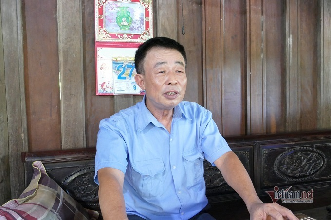 Chuyện về pho tượng bằng gỗ trầm hương dát vàng trong chùa cổ ở Thái Bình