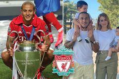 Thiago đạt thỏa thuận cá nhân với Liverpool