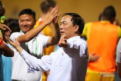 Bầu Đệ phủ nhận can thiệp sâu với HLV trưởng Thanh Hoá