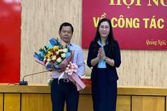 Trưởng Ban Tổ chức Tỉnh ủy được bầu làm Phó Bí thư Tỉnh ủy Quảng Ngãi