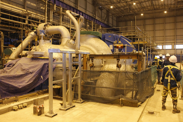 Nhiệt điện Sông Hậu 1 đóng điện thành công nhiều công trình