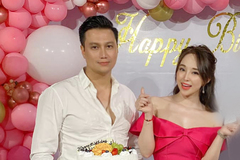 Thân mật với Việt Anh trong tiệc sinh nhật, Quỳnh Nga nói gì?