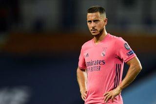 """Zidane nổi giận vì Eden Hazard tăng cân """"phi mã"""""""
