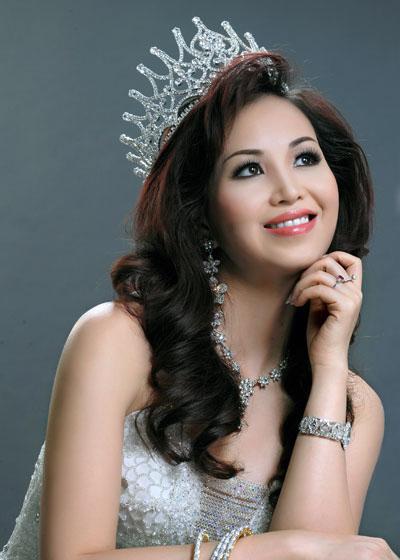 Bí quyết đẹp 'không tuổi' của Hoa hậu Diệu Hoa