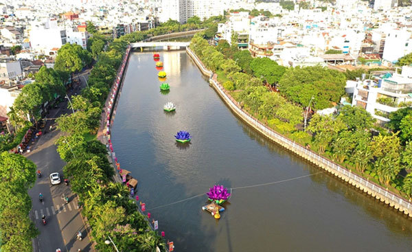 HCM City,water pollution