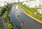HCM City restores polluted canals one by one