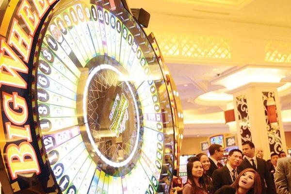 Where can Vietnamese go to gamble?