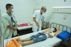 22 học sinh tiểu học Hà Nội nghi nhiễm khuẩn đường ruột sau bữa trưa