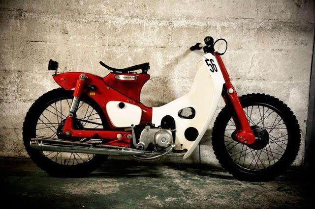 Muôn kiểu độ Honda Super Cub của dân chơi Việt