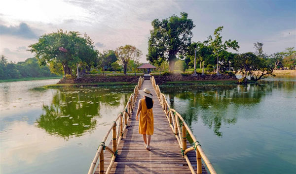 Tinh Tam Lake reopened to visitors