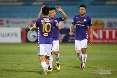 Quang Hải lập cú đúp, Hà Nội đấu TP.HCM ở bán kết Cúp Quốc gia