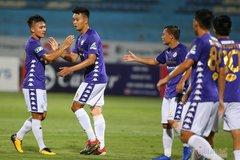 Video bàn thắng Hà Nội 7-0 Cần Thơ