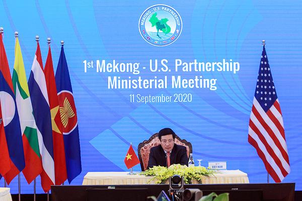 Mỹ dành hơn 150 triệu USD cho các dự án hợp tác tại khu vực Mekong