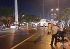 Băng qua đại lộ Phạm Văn Đồng, người phụ nữ bị xe khách tông chết