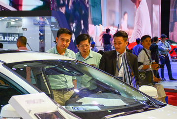 VN auto manufacturers hit hard for last two years
