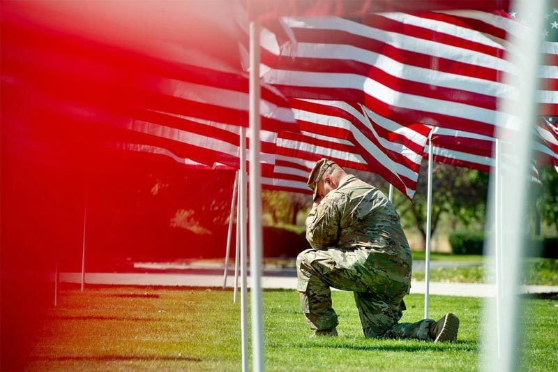 Hình ảnh lễ tưởng niệm 11/9 đặc biệt ở Mỹ