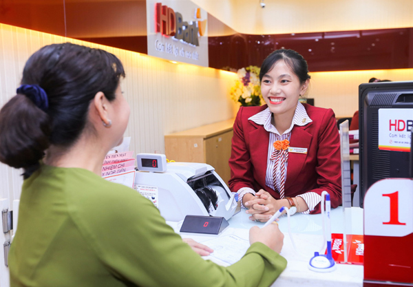 HDBank ưu đãi lãi suất cho khách hàng cá nhân, DN siêu nhỏ