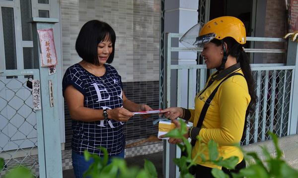 Vietnam Post ưu đãi đặc biệt khách hàng thương mại điện tử